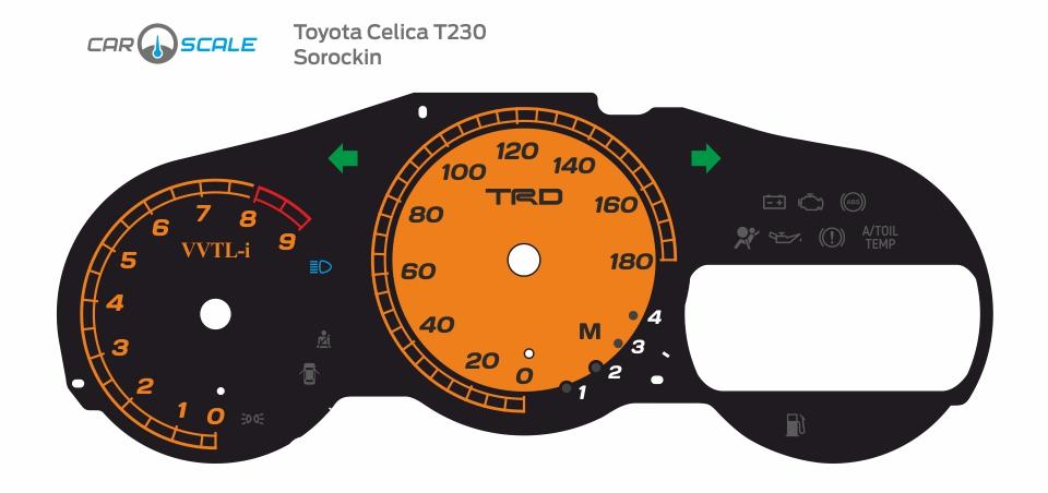 TOYOTA CELICA T230 05