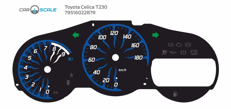 TOYOTA CELICA T230 07