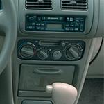 Toyota Corolla Отопитель