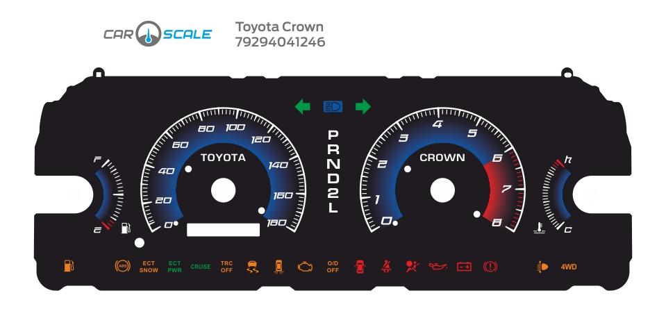TOYOTA CROWN 04