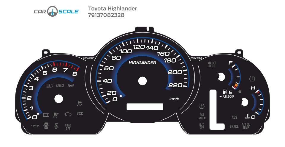 TOYOTA HIGHLANDER 02