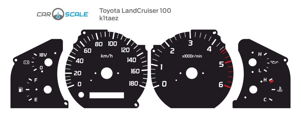 TOYOTA LAND CRUISER 100 03