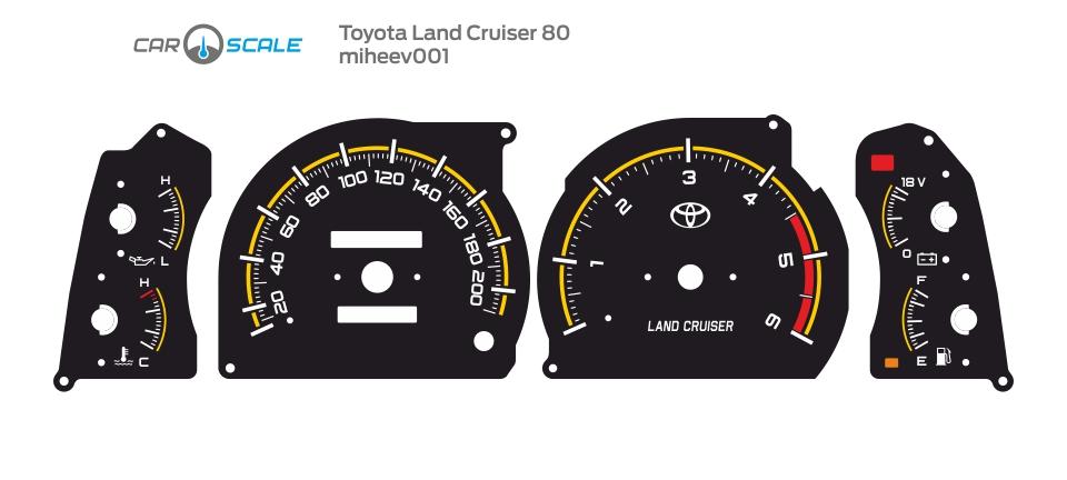 TOYOTA LAND CRUISER 80 03