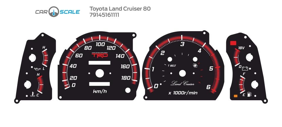 TOYOTA LAND CRUISER 80 04
