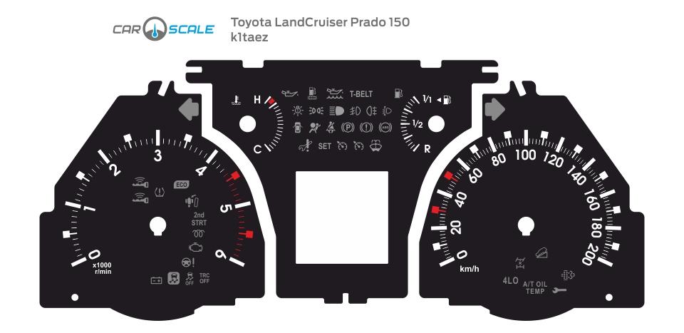 TOYOTA LAND CRUISER PRADO 150 01