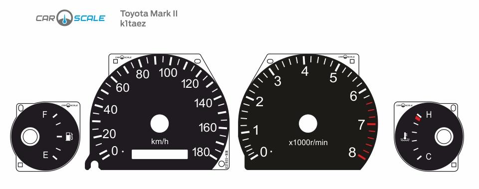 TOYOTA MARK 2 100 01