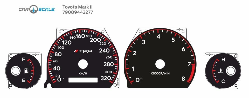 TOYOTA MARK 2 100 03