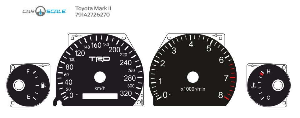 TOYOTA MARK 2 100 04