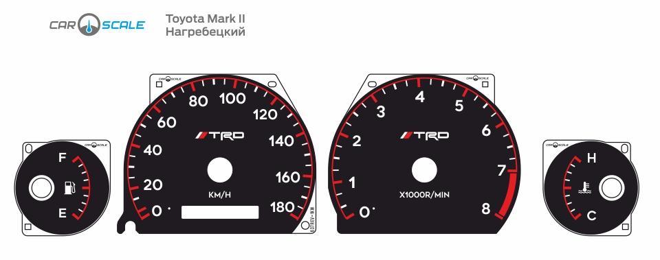 TOYOTA MARK 2 100 06