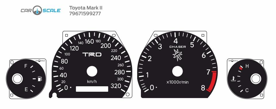 TOYOTA MARK 2 100 13