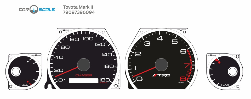 TOYOTA MARK 2 100 15