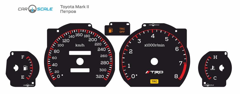 TOYOTA MARK 2 90 05