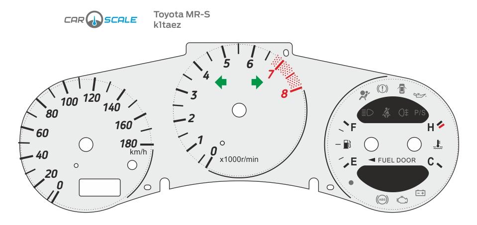 TOYOTA MR-S 01