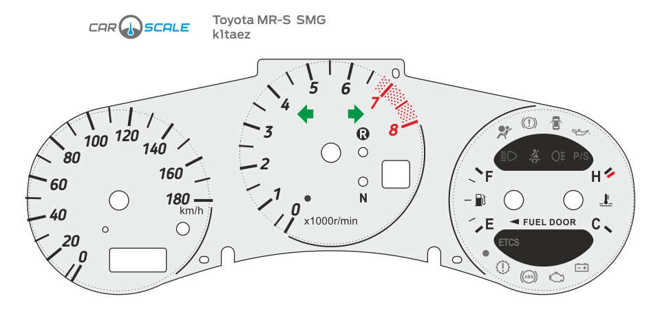 TOYOTA MR-S SMG 01