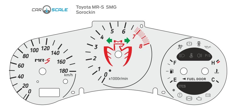 TOYOTA MR-S SMG 04