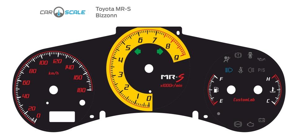 TOYOTA MR-S 04