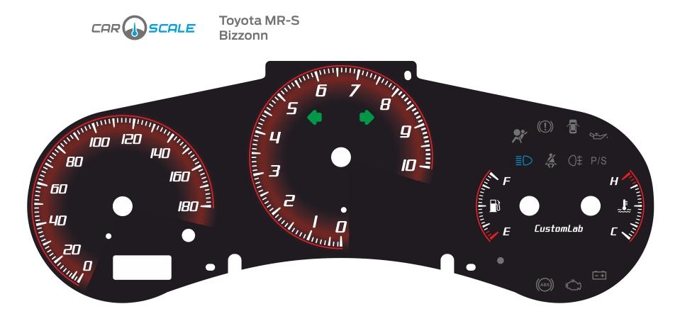 TOYOTA MR-S 05
