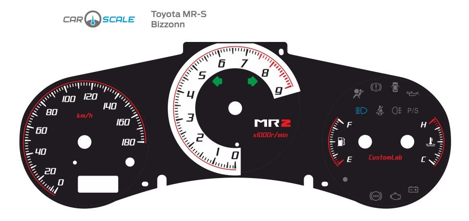 TOYOTA MR-S 06