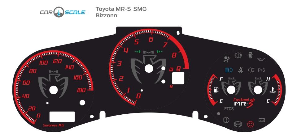 TOYOTA MR-S SMG 03