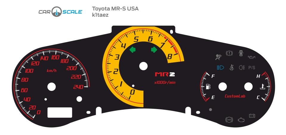 TOYOTA MR-S USA 02