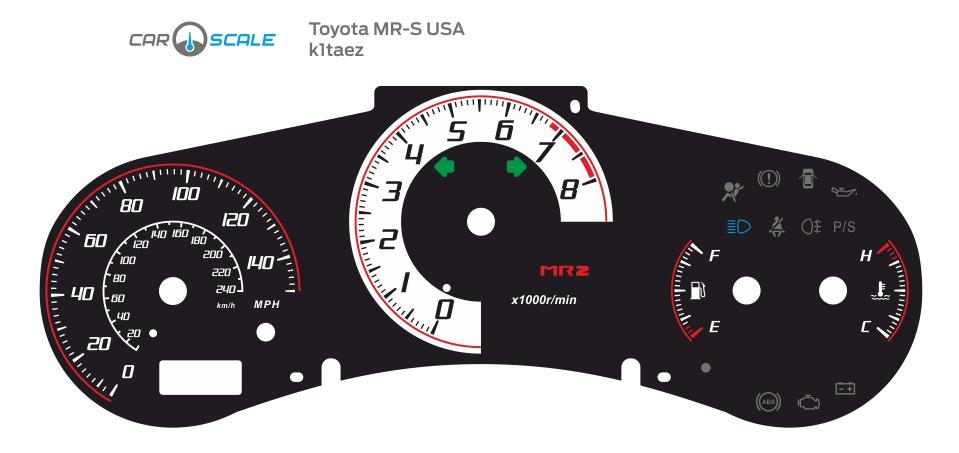 TOYOTA MR-S USA 03