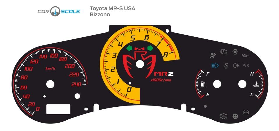 TOYOTA MR-S USA 06