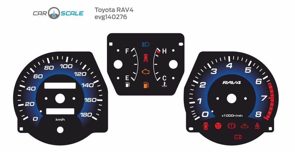 TOYOTA RAV4 04