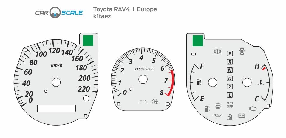 TOYOTA RAV4 2 EU 01