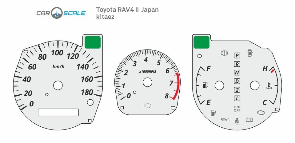 TOYOTA RAV4 2 JP 01