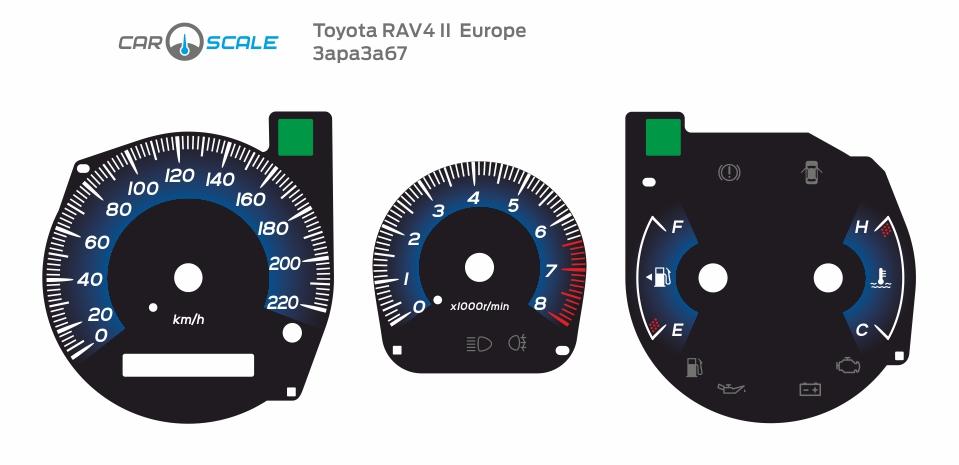 TOYOTA RAV4 2 EU 02
