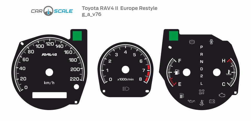 TOYOTA RAV4 2 EU REST 04
