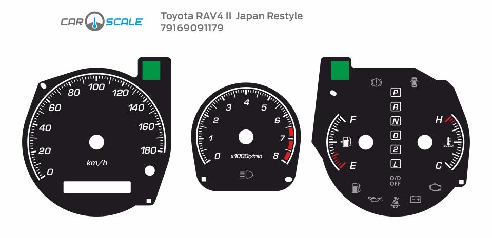 TOYOTA RAV4 2 JP REST 05