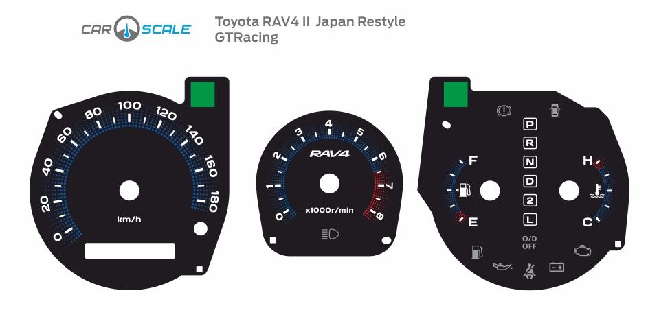 TOYOTA RAV4 2 JP REST 06