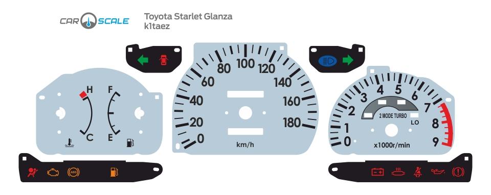 TOYOTA STARLET GLANZA 01
