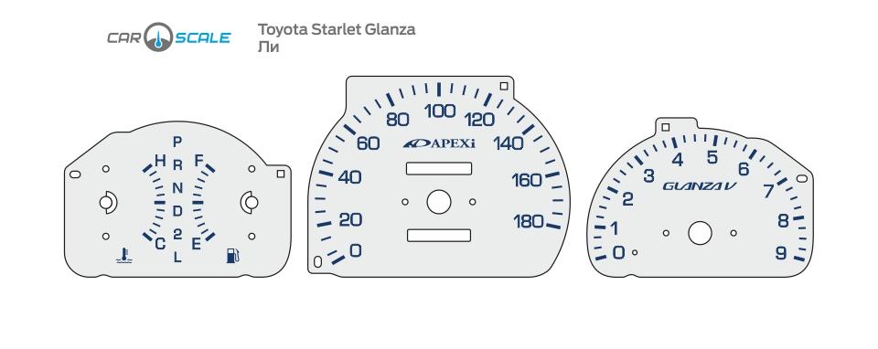TOYOTA STARLET GLANZA 05