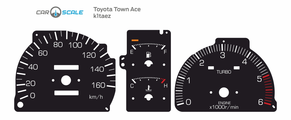 TOYOTA TOWN ACE 01