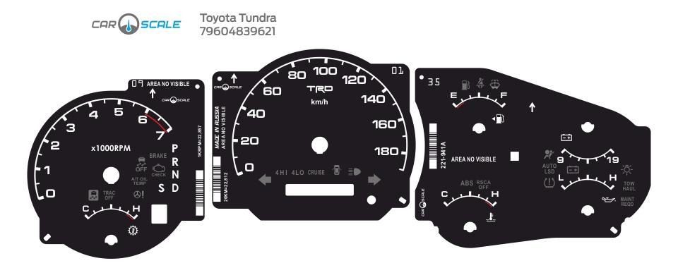 TOYOTA TUNDRA 04