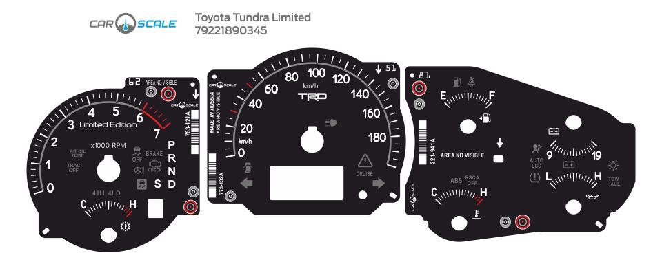 TOYOTA TUNDRA 05