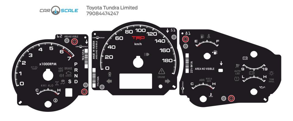 TOYOTA TUNDRA 06
