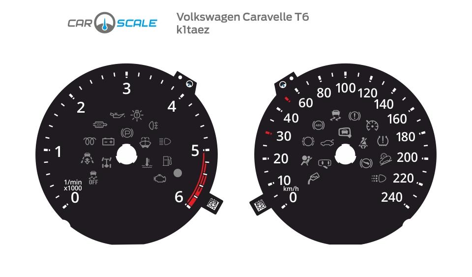 VOLKSWAGEN CARAVELLE T6 01