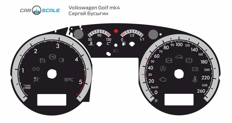 VW GOLF 4 10