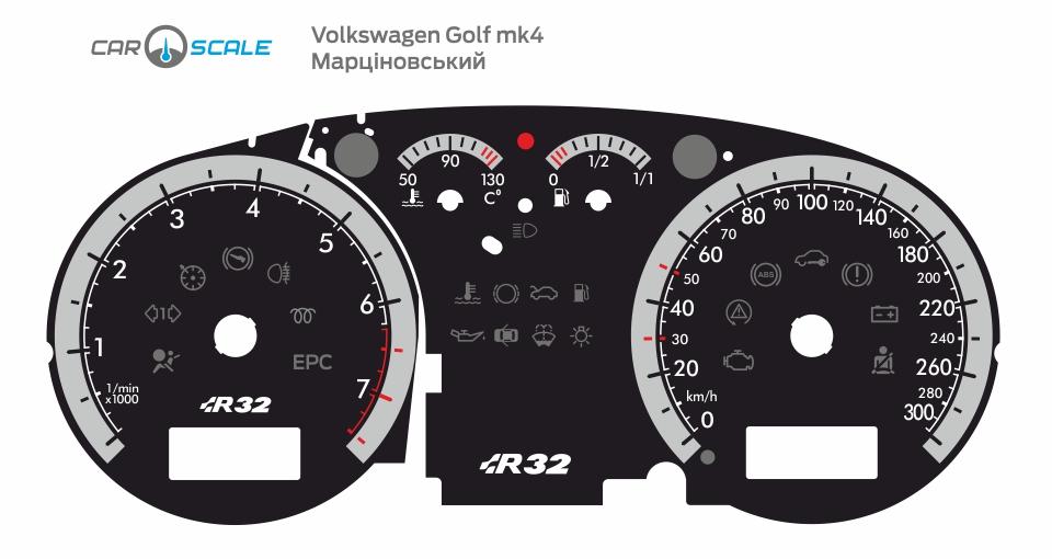 VW GOLF 4 13