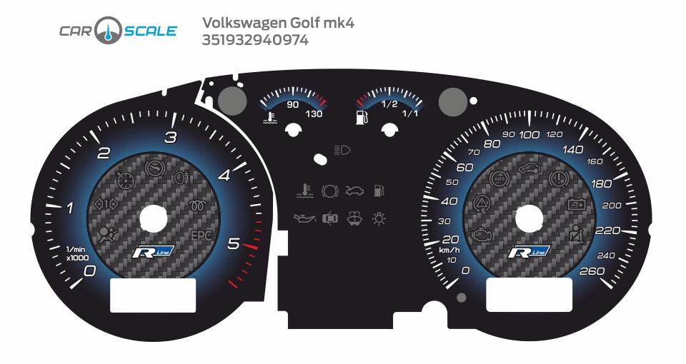 VW GOLF 4 24