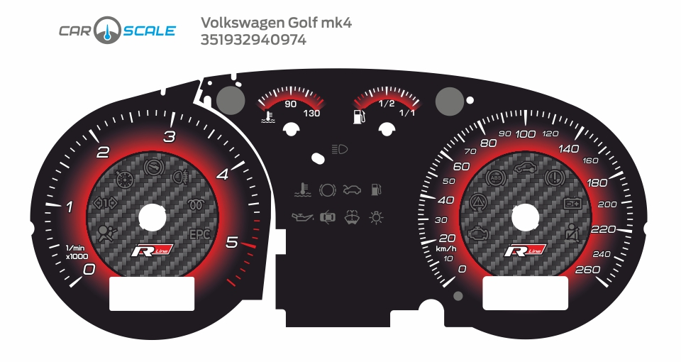 VW GOLF 4 25