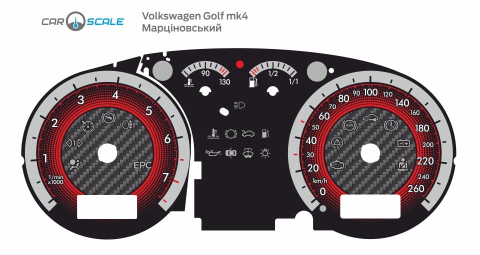 VW GOLF 4 30