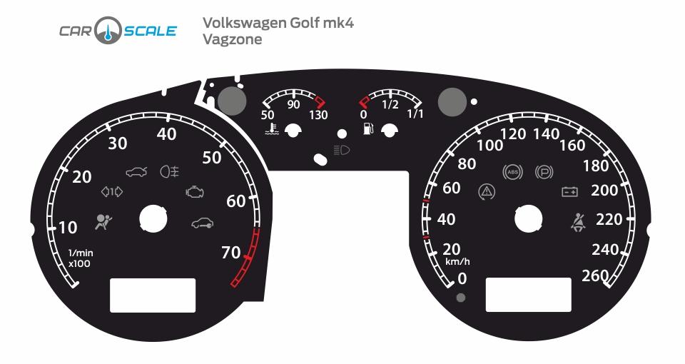 VW GOLF 4 09