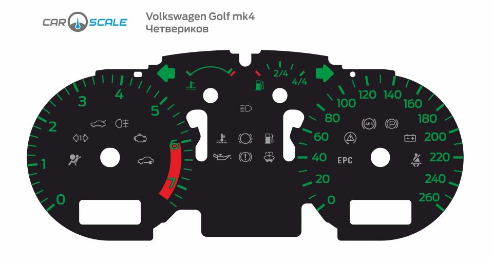 VW GOLF 4 11