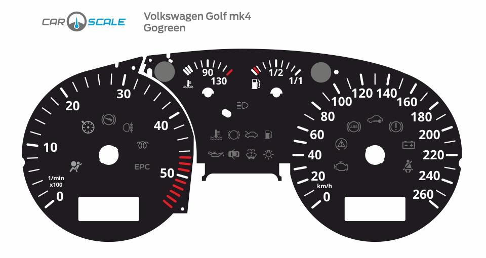 VW GOLF 4 12