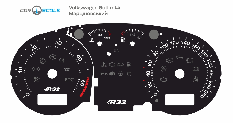 VW GOLF 4 14
