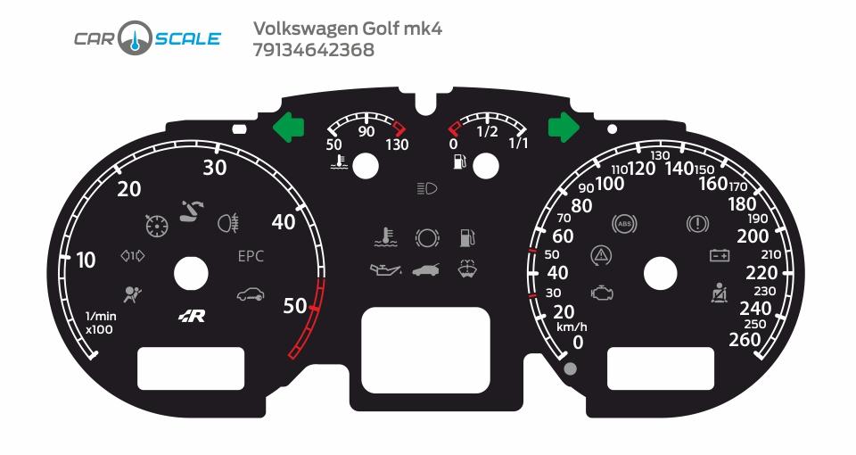 VW GOLF 4 20